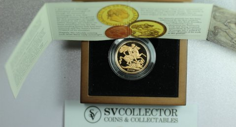2009 PROOF SOVEREIGN